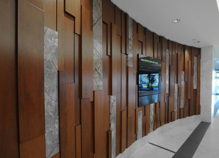 elevator lobby - Google Search | wall treatments ...