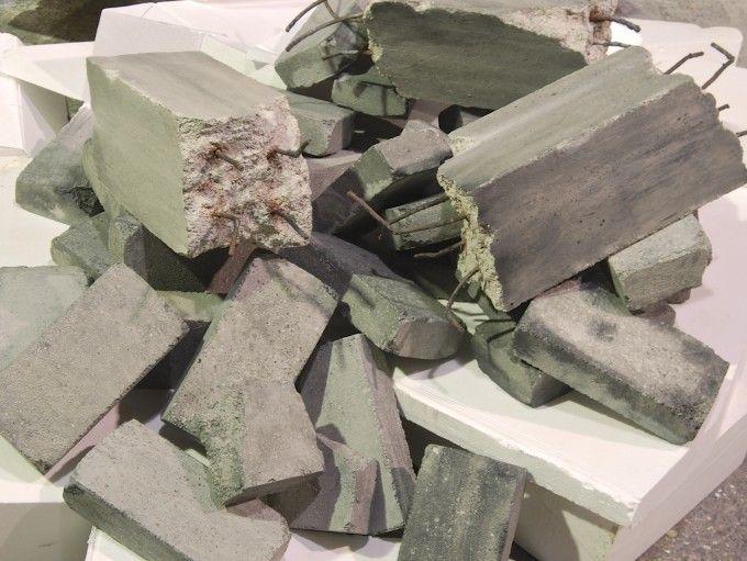 Fake Concrete Props Faux Stone Slabs Blocks Movie Theatre Stone Slab Fake Stone Faux Stone