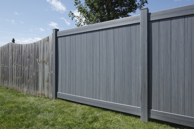 51 Best Vinyl Fence Images On Pinterest Fence Ideas