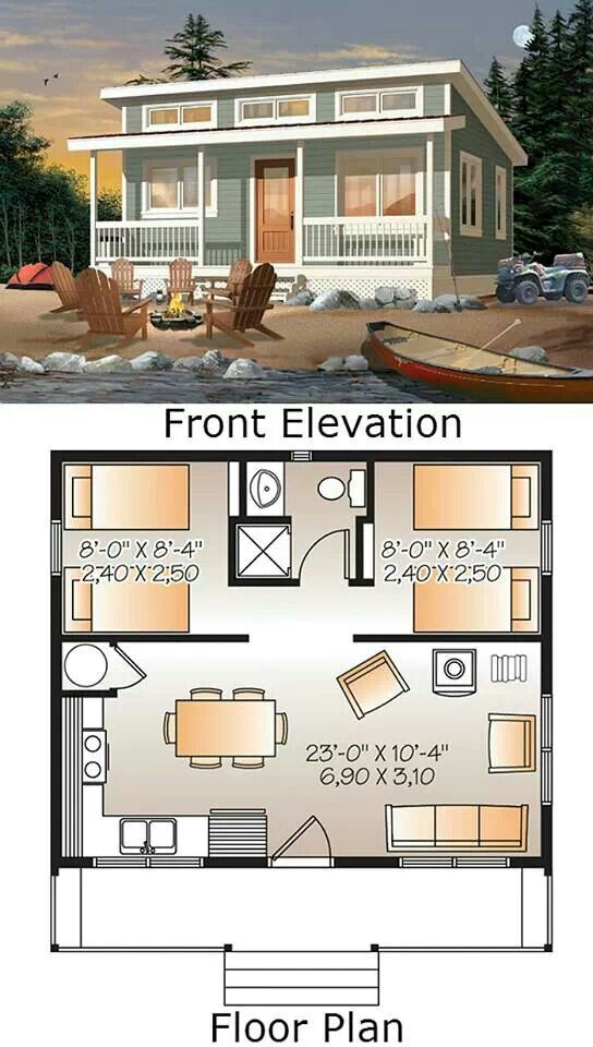 best 25+ tiny cabin plans ideas only on pinterest | small cabin