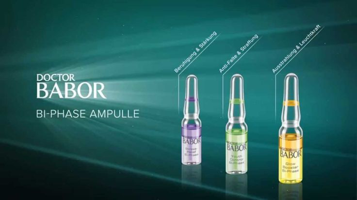 Doctor Babor Bi-Phase Ampoules: Discover the new generation of legendary ampoules. Bi-Phase ampoules will change your skincare life forever @baborhamburg http://www.babor-hamburg.de