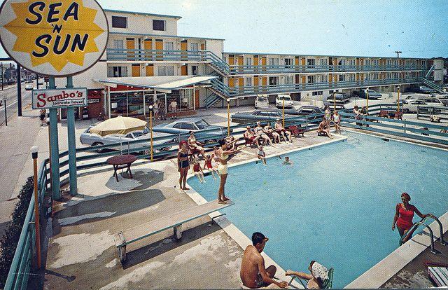 Sea-N'-Sun Motel Virginia Beach VA