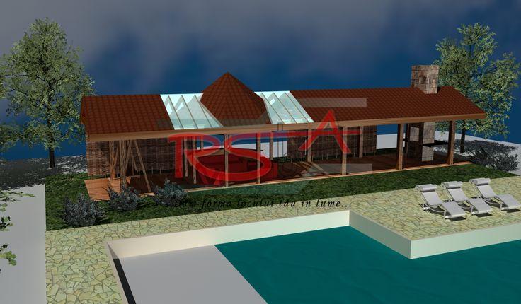 Amenajare curte ILFOV   RSbA - Birou de arhitectura   http://rsba.ro