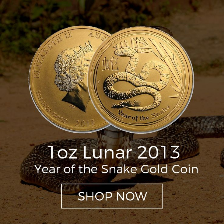 In Chinese snake represents #wisdom,determination and vigor. Brisbane bullion has released 1oz lunar 2013 snake gold coin which is perfect to complete your collection, #gift to someone close or invest in a precious gold. Know more at https://brisbanebullion.com.au/1-oz-lunar-2013-year-of-the-snake-gold-coin and #order one today. #silvercoin #gold #silver #platinum #rooster #australian #lunarsilvercoin #brisbanebullion #buy #shopnow #bestprice #brisbane #queenlands #australia #shoponline…