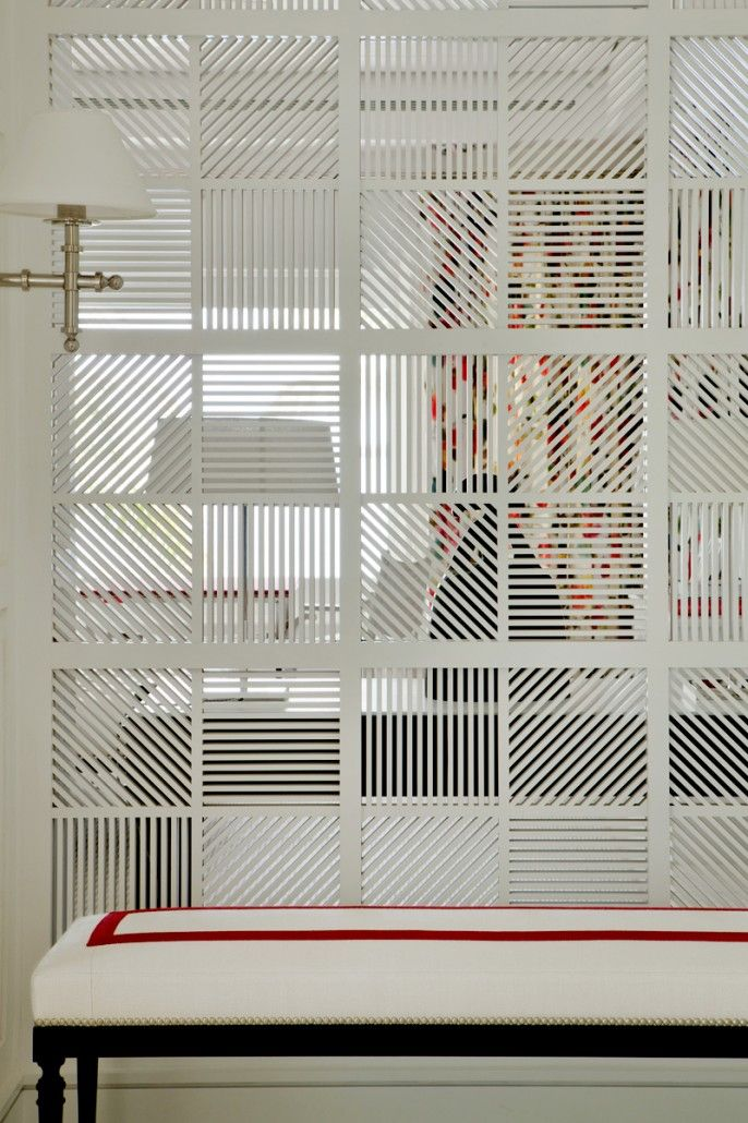 Project 1 - Luis Bustamante- great room divider for air to circulate