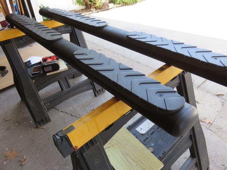 Black out side step rails - Nissan Xterra Forum