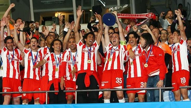 28 Απριλίου 2012 - 15ο νταμπλ - 25 Κύπελλο Ελλάδας