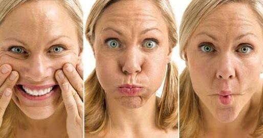 Te preocupan las arrugas en tu rostro? Sigue estos efectivos ejercicios faciales para regresarle la elasticidad y juventud a tu piel de forma efectiva! CLICK AQUI: http://www.gimnasiafacialparalasarrugas.blogspot.com/2016/07/ejercicios-faciales-como-pueden.html