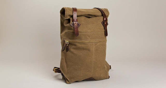 Tanner Goods Wilderness Rucksack