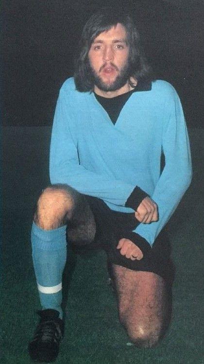 Bobby Shinton Walsall 1973
