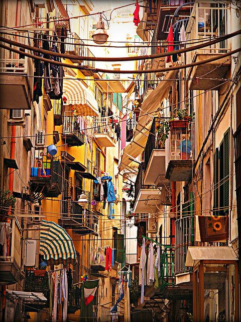 Historic Centre of Naples, Italy http://www.actuweek.com/go/amazon-italie.php