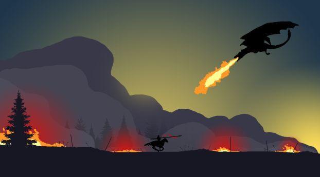 Game Of Thrones Season 7 The Spoils Of War Minimal Art Gaming Wallpapers Wallpaper Art Wallpaper