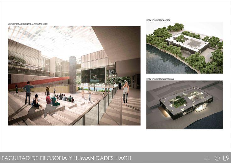 PLAN Arquitectos gana concurso de ideas de la Universidad Austral de Chile en Valdivia,Lámina 09. Image Cortesía de PLAN Arquitectos