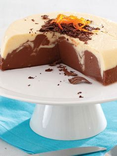 Bavyera pastası Tarifi - Tatlı Tarifleri Yemekleri - Yemek Tarifleri