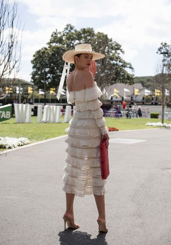 The best in street style from Royal Randwick's Moët & Chandon Spring Champion Stakes Day - Vogue Australia