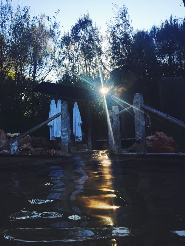 Peninsula Hot Springs, hour and a half drive from Melbourne Victoria are the best for a days escape #australia #nature #travel #travelblog #hotsprings