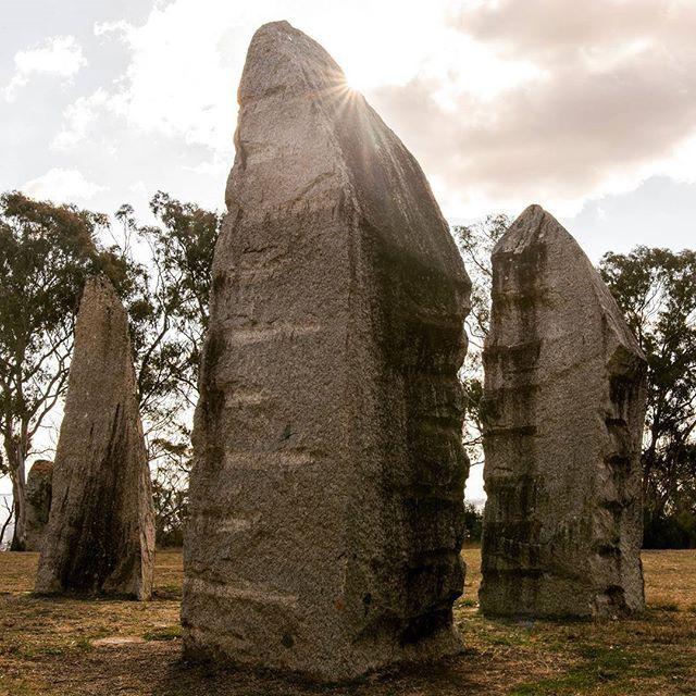 Amazing Australian Standing Stones