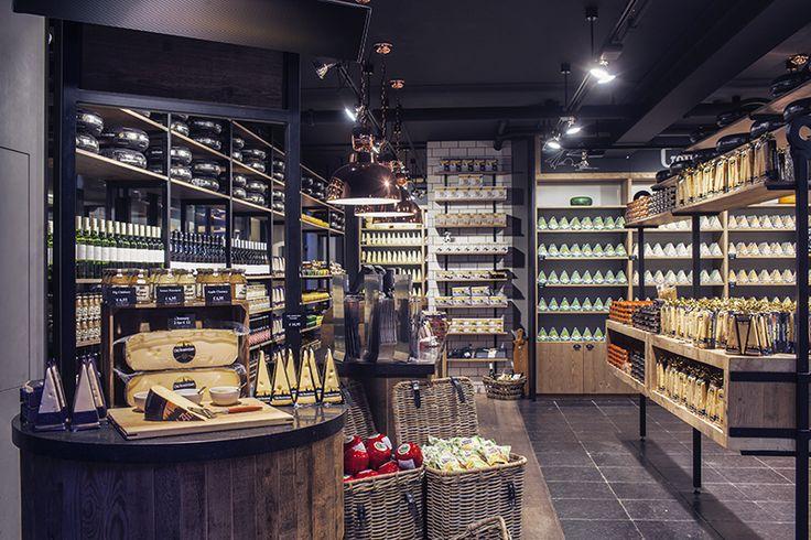 ©studiomfd, store, design, creative store, cheese, amsterdam, old amsterdam, entrance, AMSTERDAM CHEESE STORE (www.studiomfd.com)