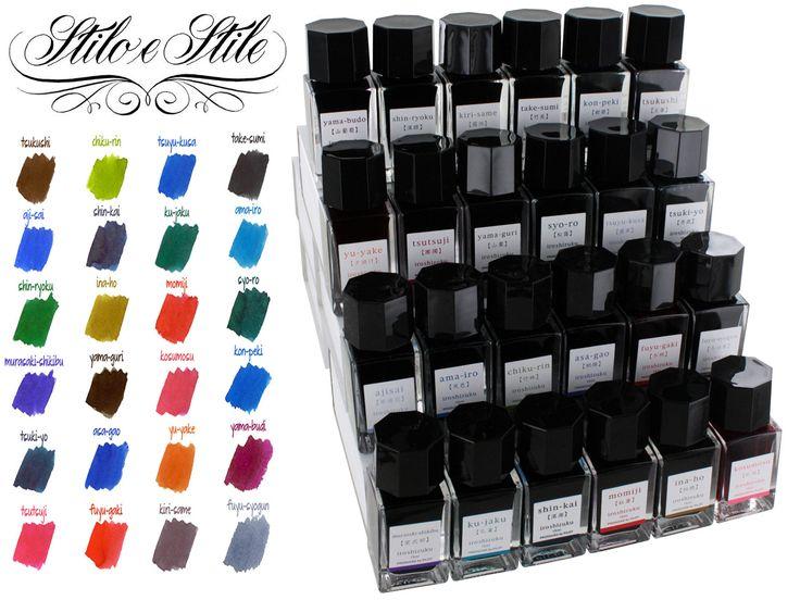 Pilot Iroshizuku Mini 15 ml | Inchiostro Penne Stilografiche | Fountain Pen Ink | Collectibles, Pens & Writing Instruments, Pens | eBay!
