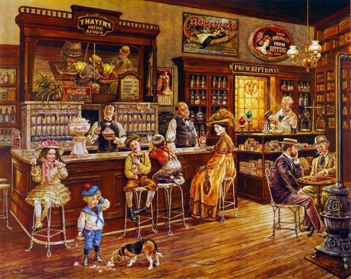 Lee Dubin - The Drug Store