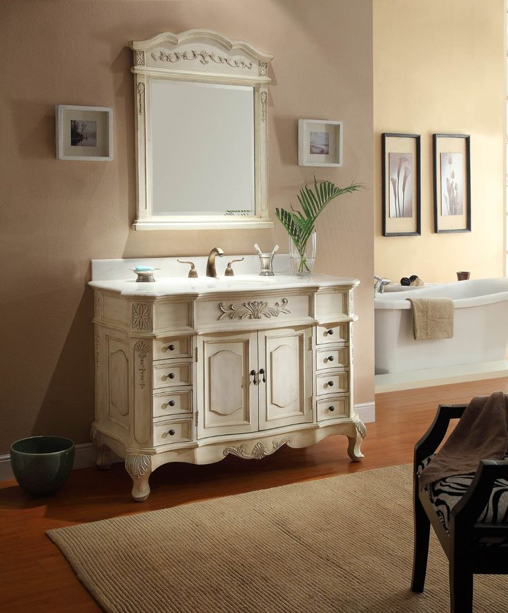 French Country Bathroom Flooring: French Provincial Bathroom Vanities Online
