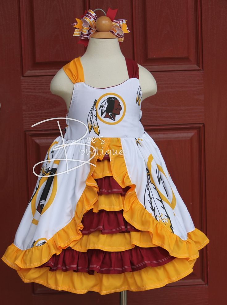 football dress - Redskins , Cowboys, Raiders, Colts, Seahawks, Steelers, Ravens, 49ers, or any team