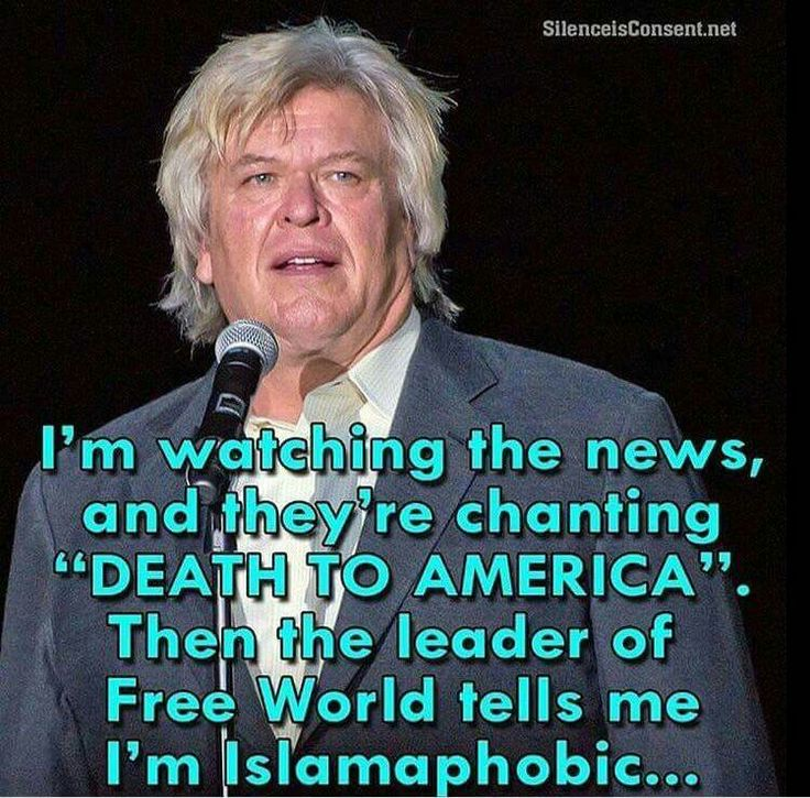Can't find any proof this is a Ron White quote, but the point is valid.