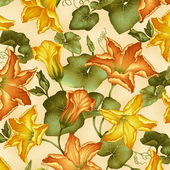 """Collection """"Welcome Harvest"""" designed by Henry Glass Fabrics, DREI-HASEN-QUILT Paderborn"""