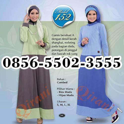 Baju Qirani Edisi Terbaru, HP.0856-5502-3555,