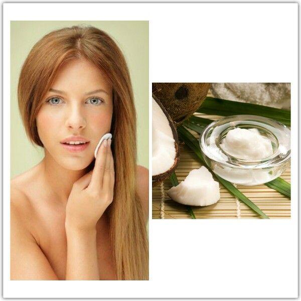 Tudtad, hogy a kókuszzsírt sminklemosóként is használhatod? #makeup #beautytip #remover