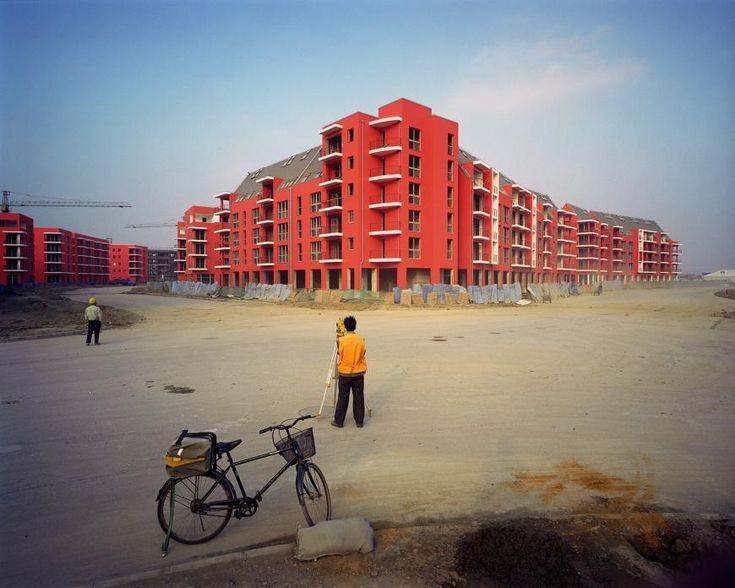 Shanghai by Greg Girard