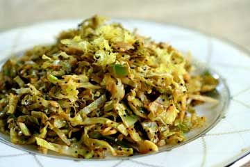 Hashed Brussels Sprouts with Lemon   Recipe