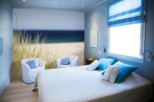Beach Decorations For Bedroom