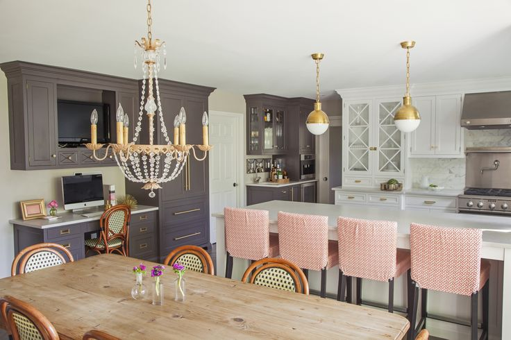 Caitlin Wilson Design  - Gibbsboro Kitchen