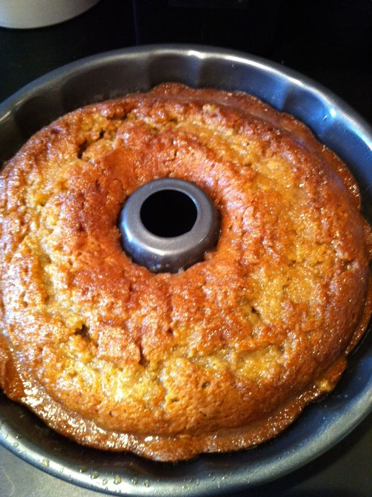 Crack Cake: It's so delicious, and it is the easiest cake in the world to make.