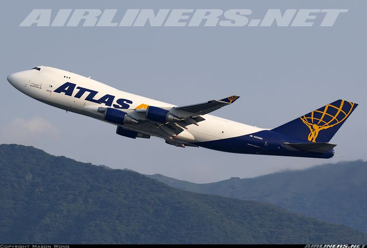 Boeing 747-47UF/SCD - Atlas Air | Aviation Photo #4386957 | Airliners.net