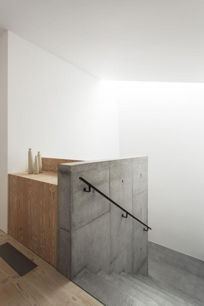 Luker House / Jamie Fobert Architects