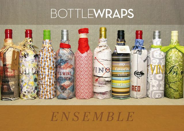 Bottlewraps on Packaging of the World - Creative Package Design Gallery