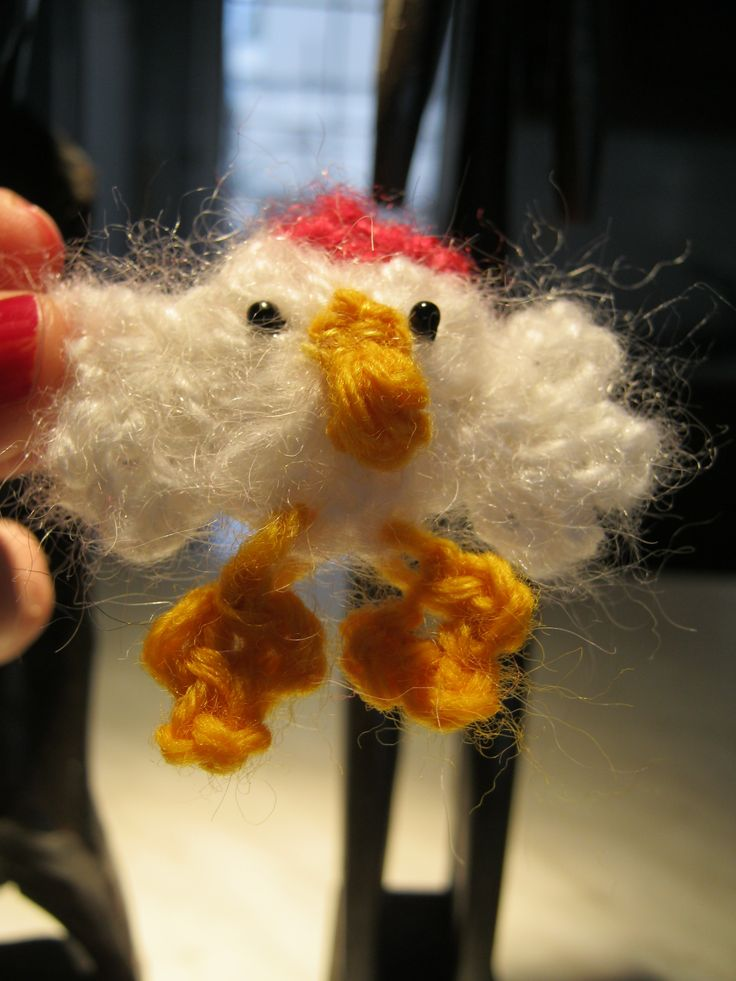 chick ( crochet)