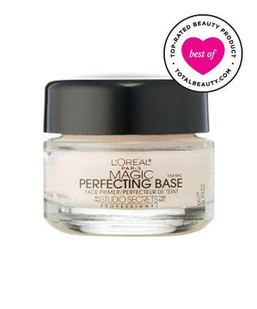 Best Drugstore Primer No. 5:  L'Oréal Paris Studio Secrets Professional Magic Perfecting Base, $12.95