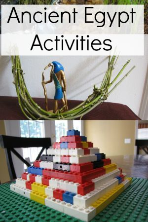 Ancient Egypt Activities for Kids {Crafts & Printable ...