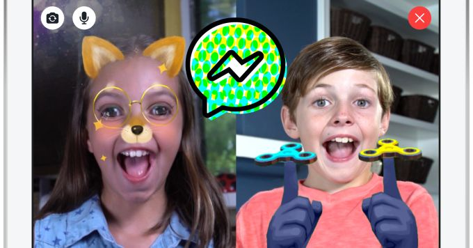Facebook Messenger Kids lets under-13s chat with whom parents approve