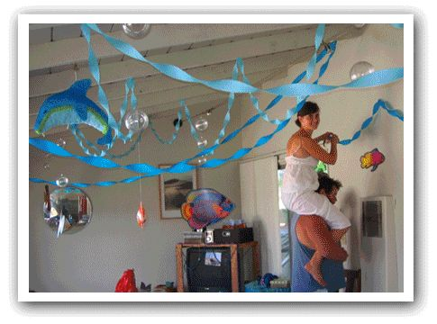 Under The Sea Baby Shower Tons More Pics On Website Follow The Link.