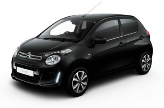 NEW - Citroen C1 1.0 VTi Flair 5dr - 1 year contract with NO DEPOSIT!
