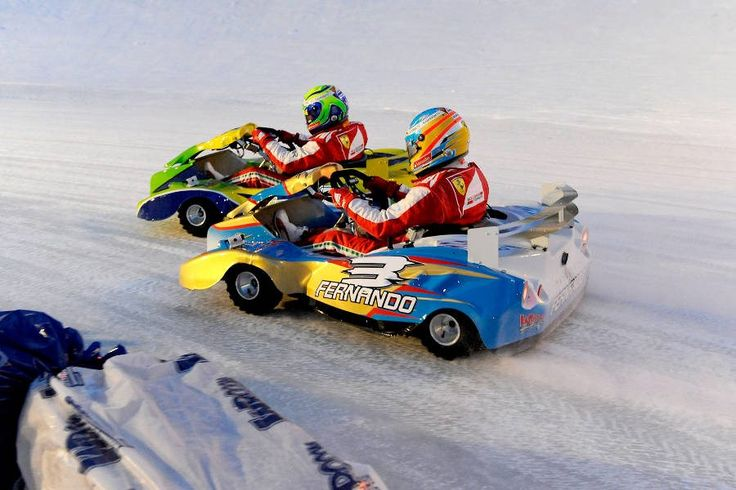 Race carts !
