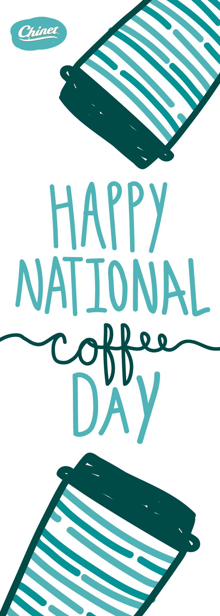 National Coffee Day is Sept. 29! Celebrate with these easy tips from the experts at the Chinet® brand.