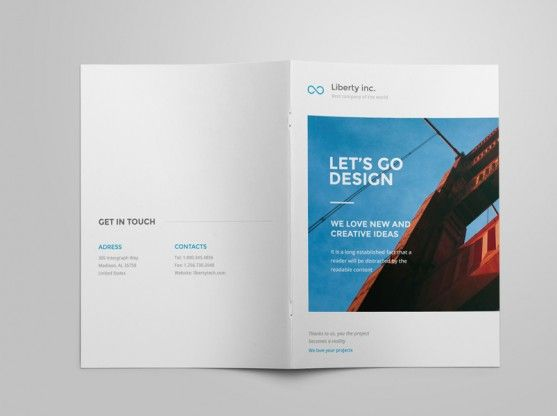 Best Best Company Profile Design And Printing Service Kiic