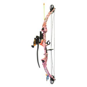 PSE Archery Discovery AMS Bowfishing Compound Bow Package