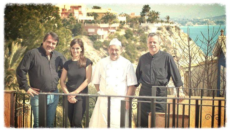 Te presentamos al equipo del Restaurante El Pontet. Te esperan con los brazos abiertos para desayunar, comer y cenar.
