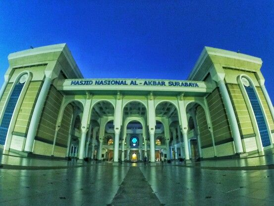 Al-Akbar Mosque, Surabaya with xiaomi #2nd